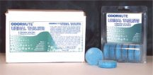 OM Piszoár tabletta 100 db (kék)