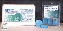 Odormute™ AC Tablets / Enzimkészítmény légkondicionáló berendezésekhez ( tabletta alakú koncentrátum, 24 db-os kiszerelés).