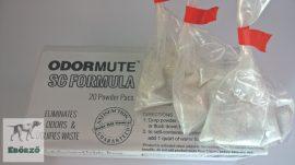 OM SC por alakú / Enzim- és baktériumkészítmény Mobil WC-hez - Illatosított( por alakú koncentrátum, tasakos (20 db *30 gr )