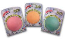 """Soft-Flex világítós labda (menta zöld) - Glow Ball 3,5"""""""