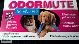 Odormute™ Powder Scented virágillatú ( por alakú, 6 evőkanál; kb. 85 gr )