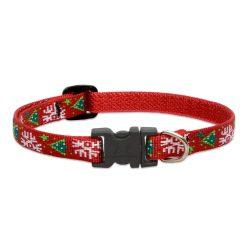 "LUPINE nyakörv (Christmas Cheer 1/2"" 26-40 cm)"