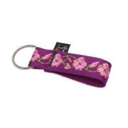 "Lupine kulcstartó (Rose Garden 1"")"