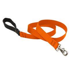 """Lupine póráz (Narancssárga 1"""" 122 cm)"""