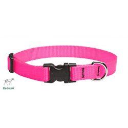 "Lupine nyakörv (Pink 3/4"" 23-35 cm)"