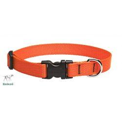 """Lupine nyakörv (Narancssárga 3/4"""" 34-55 cm )"""