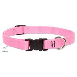 """Lupine nyakörv (Pink nyakörv 3/4"""" 23-35 cm)"""