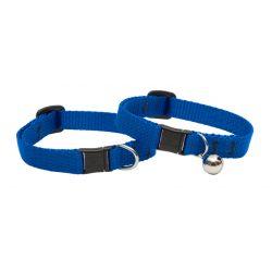 "Lupine macska nyakörv (Kék 1/2"" CAT 21-30 cm )"