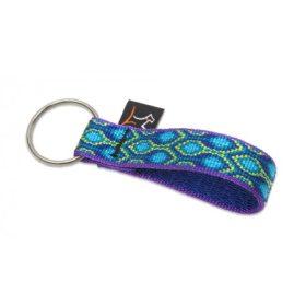 Lupine kulcstartó  - 1,9 cm széles