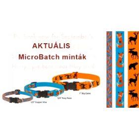 Aktuális MicroBatch minták