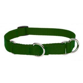 Lupine egyszínű félfojtó nyakörvek  - 1,9 cm széles
