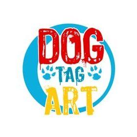 Dog Tag Art Biléták