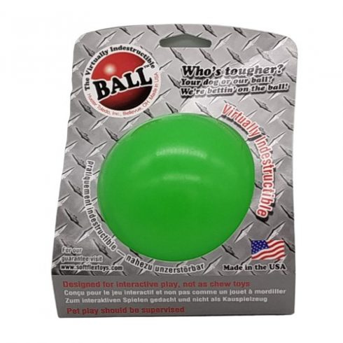 Gyakorlatilag elpusztíthatatlan labda S  - Best Ball 7,5 cm