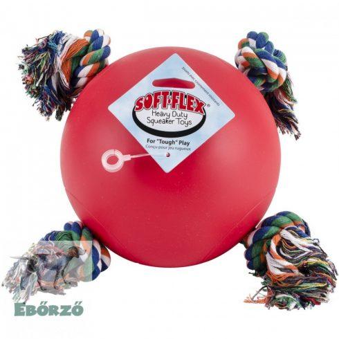 Soft-Flex Tuggy Ball köteles labda (L méret)