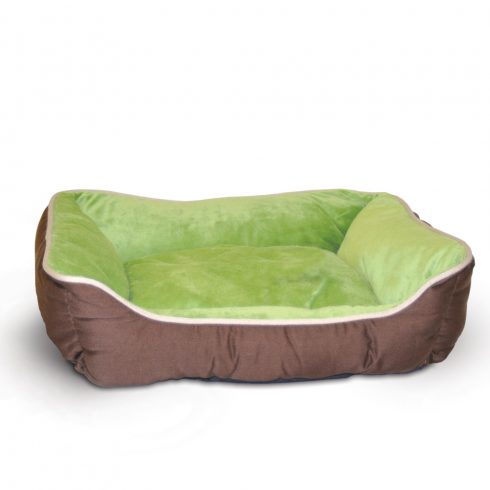 Önmelegítő Lounge Sleeper Small (Mokka/Zöld)