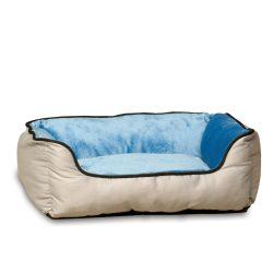 Önmelegítő Lounge Sleeper Small (Szürke/Kék)