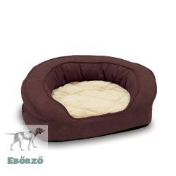 Deluxe Ortho Bolster™ kutya kanapé XL (padlizsán színű)