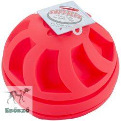 Soft-Flex Swirl Labda kutyáknak - piros (17 cm)