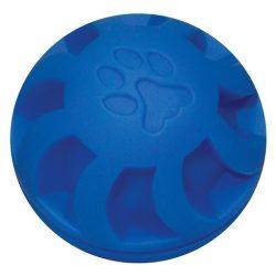 Soft-Flex Swirl Labda kutyáknak - kék (14 cm)