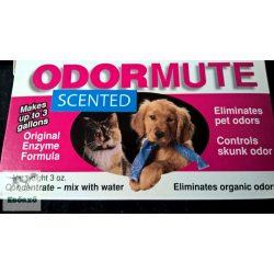 Odormute™ Powder Scented virágillatú szagtalanító készítmény ( por alakú, 6 evőkanál; kb. 85 gr )