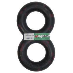 GoughNuts kettős karika fekete TUG (M méret )