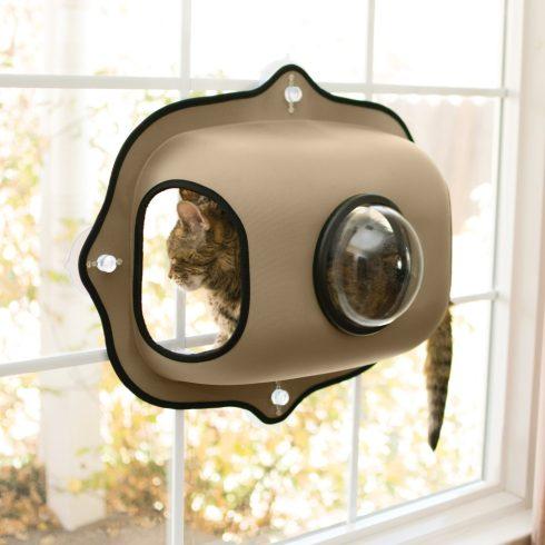 EZ Mount Window Bubble Pod™  cica ablak fekhely