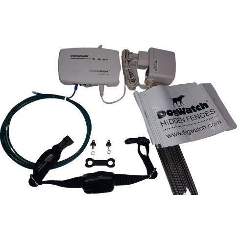 DOGWATCH® elektromos láthatatlan kutyakerítés Bronz csomag