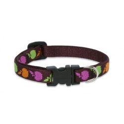 Lupine Original Collection Candy Apple Adjustable Collar 1,25 cm width 16-22 cm -  For Small Dogs