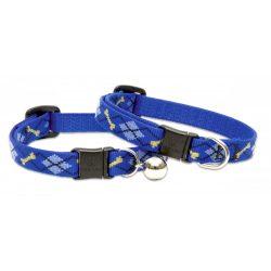"Lupine macska nyakörv (Dapper Dog 1/2"" CAT csengővel 21-30 cm )"