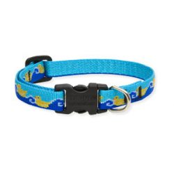 Lupine Original Collection Just Ducky Adjustable Collar 1,25 cm width 26-40 cm -  For Small Dogs