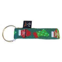"Lupine kulcstartó (Stocking Stuffer 1/2"")"