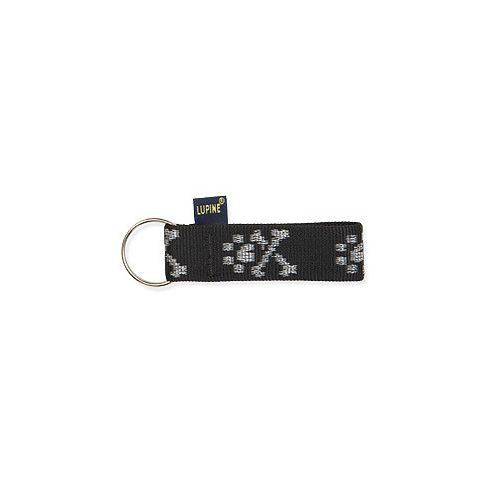 Lupine Split ring Keychain Bling Bonz 2,5 cm wide