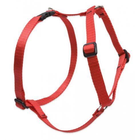 Lupine Roman hám (Piros 2,5 cm széles  61-96 cm)