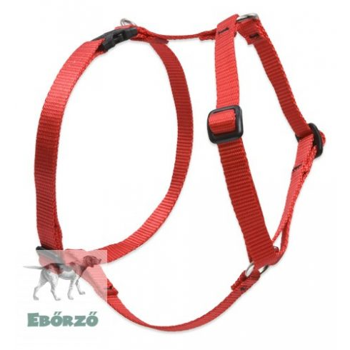 Lupine Roman hám (Piros 1,9 cm széles  36-60 cm)