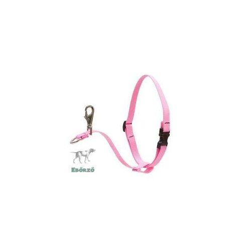 LUPINE NO PULL (Pink 1,9 cm széles 36-60 cm)