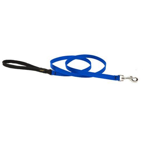 Lupine póráz (Kék 1,25 cm széles 183 cm)