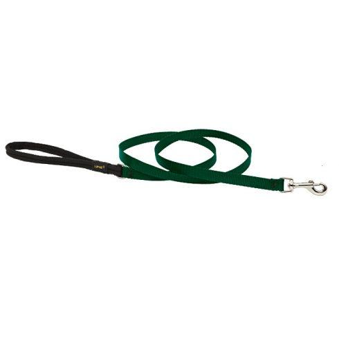Lupine póráz (Zöld 1,25 cm széles 122 cm)