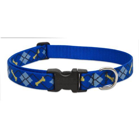 LUPINE nyakörv (Dapper Dog 2,5 cm széles 31-50 cm)