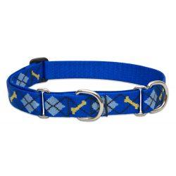"Lupine Félfojtó nyakörv (Dapper Dog 1"" 49-68 cm)"